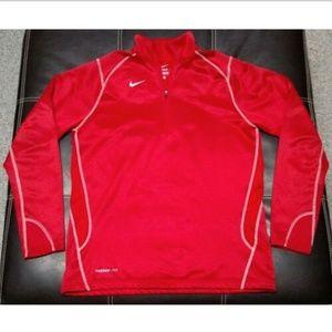 NLC Nike Men's 1/4 Zip Therma-Fit Pullover